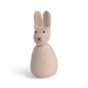 Felt Easter Rabbit- Standing - White