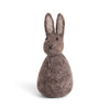Felt Easter Rabbits- Standing - Grey