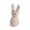 Felt Easter Rabbit Ornament - White