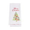 Folkloric Tea Towel - Christmas Tree