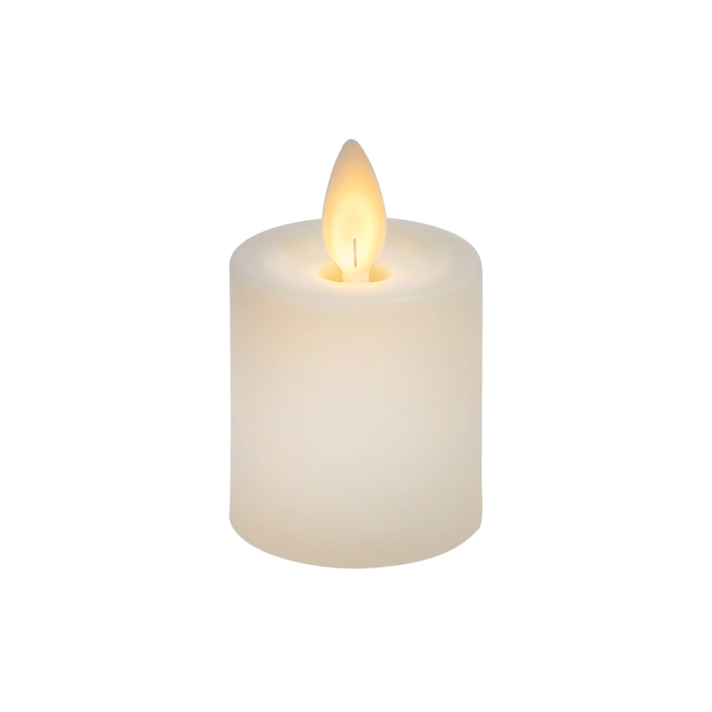 LuxuryLite Votive Candle - Ivory