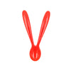 Bunny Learning Spoon - Red
