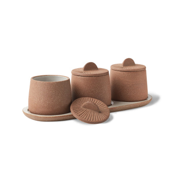 Canyon Spice Jar Set