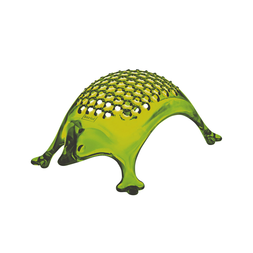 Hedgehog Cheese Grater - Green