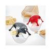 Hedgehog Cheese Grater with Cheese