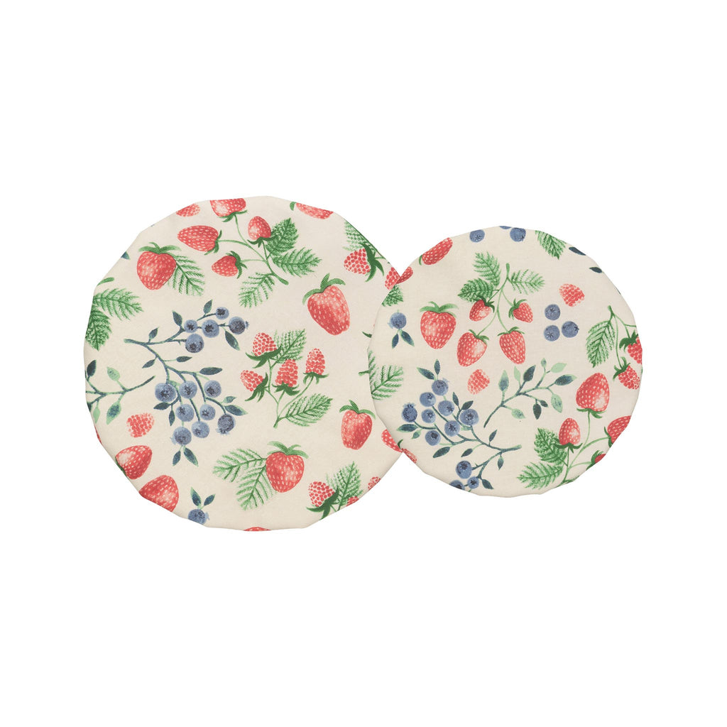 Berry Patch Bowl Cover Set of 2