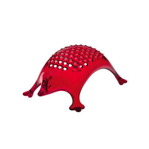 Hedgehog Cheese Grater - Red