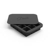 Peak Ice Works Silicone Ice Tray - Everyday Cubes - Charcoal