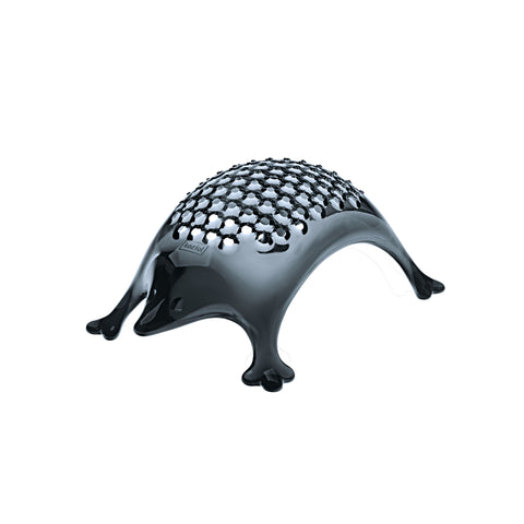 Hedgehog Cheese Grater - Transparent Grey