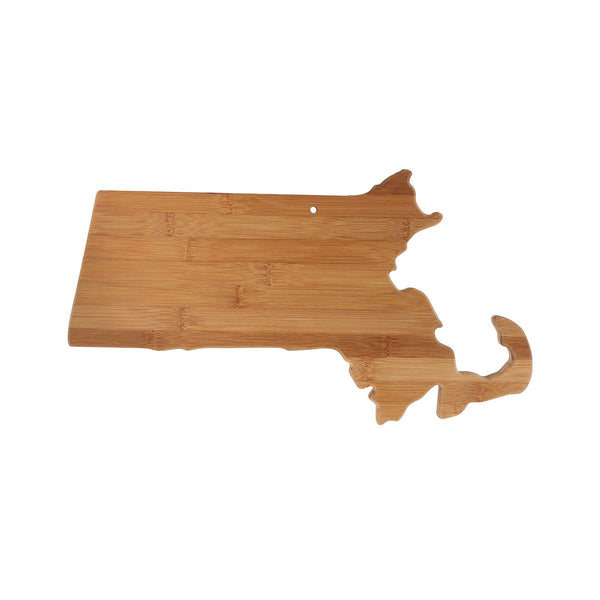 Bamboo Serving Board - Massachusetts