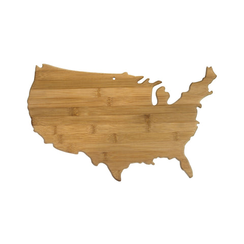 Bamboo Serving Board - USA