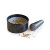 Black Marble Mortal & Pestle