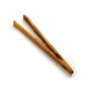 Olive Wood Toast Tongs