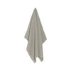 London Gray Ripple Towel