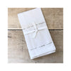 Erin Flett River Napkins Set of 2 - Oatmeal
