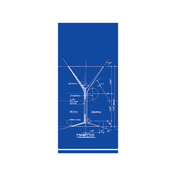 Barchitecture Martini Bar Towel