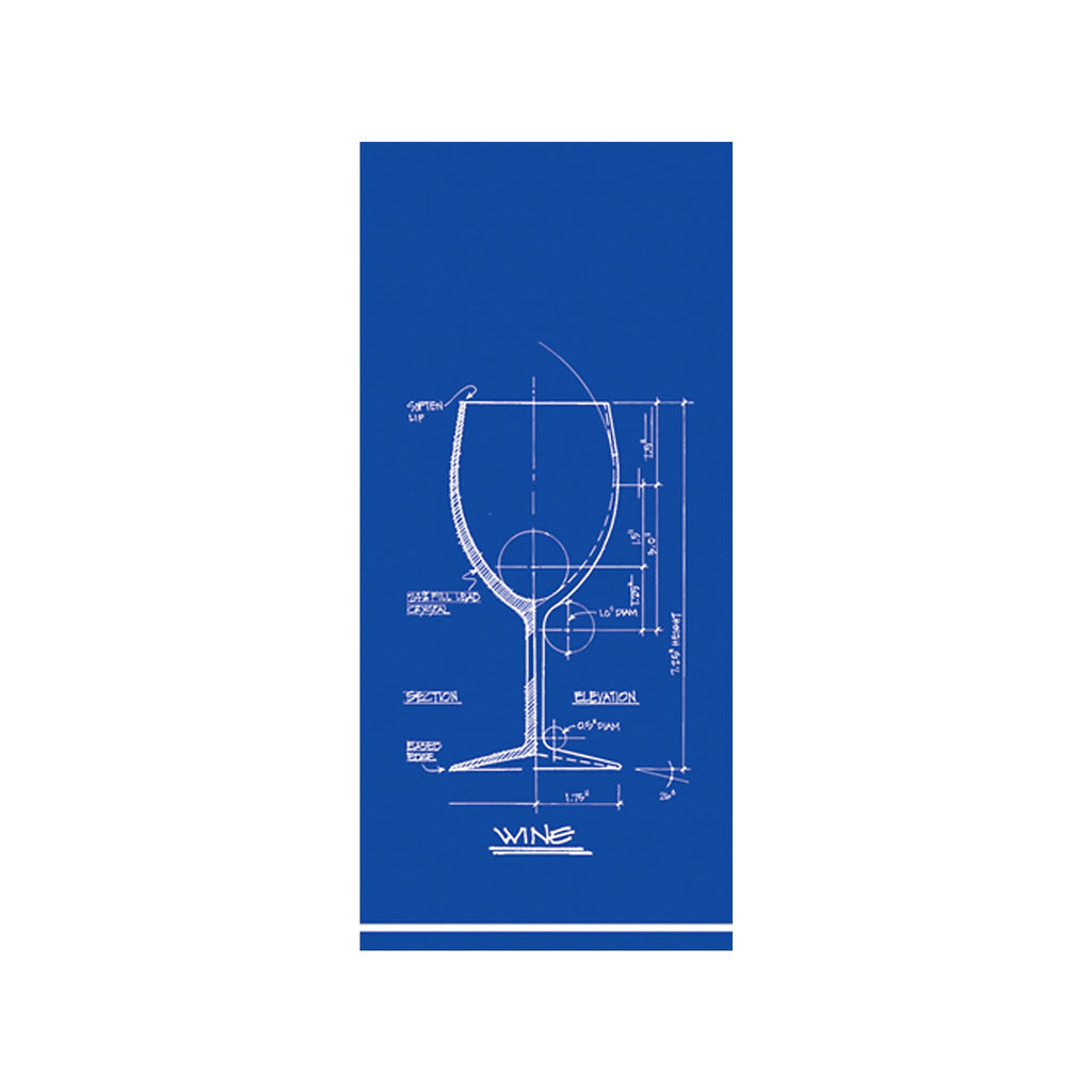 Barchitecture Wine Bar Towel