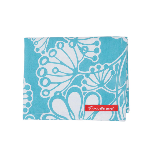 Fiona Howard Tea Towel - Blue