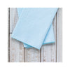 Seersucker Cocktail Napkin Set of 4 - Aqua