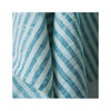 Brittany Striped Linen Kitchen Towel - Marine Blue