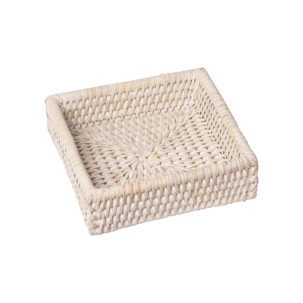 Rattan Napkin Box - Beverage