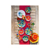 Midsummer Floral Melamine Collection