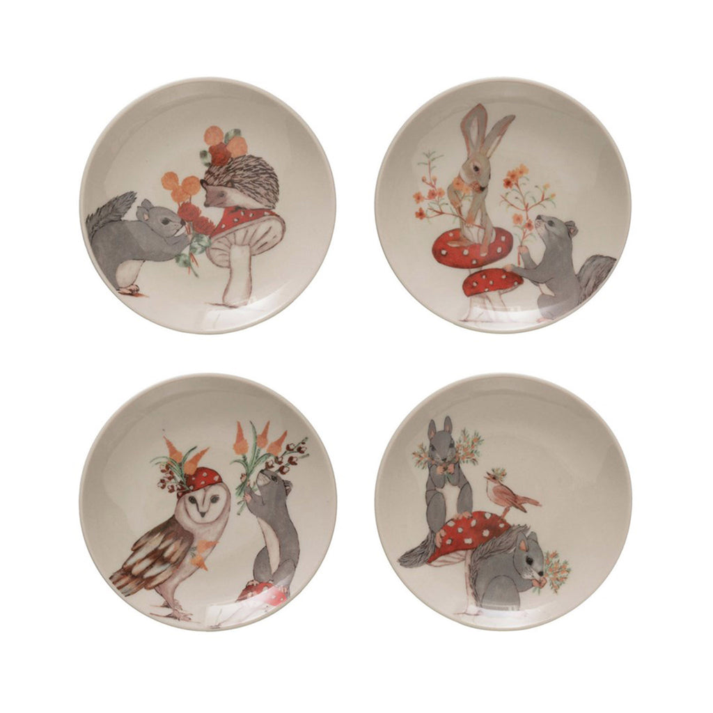 Forest Friends Small Plates