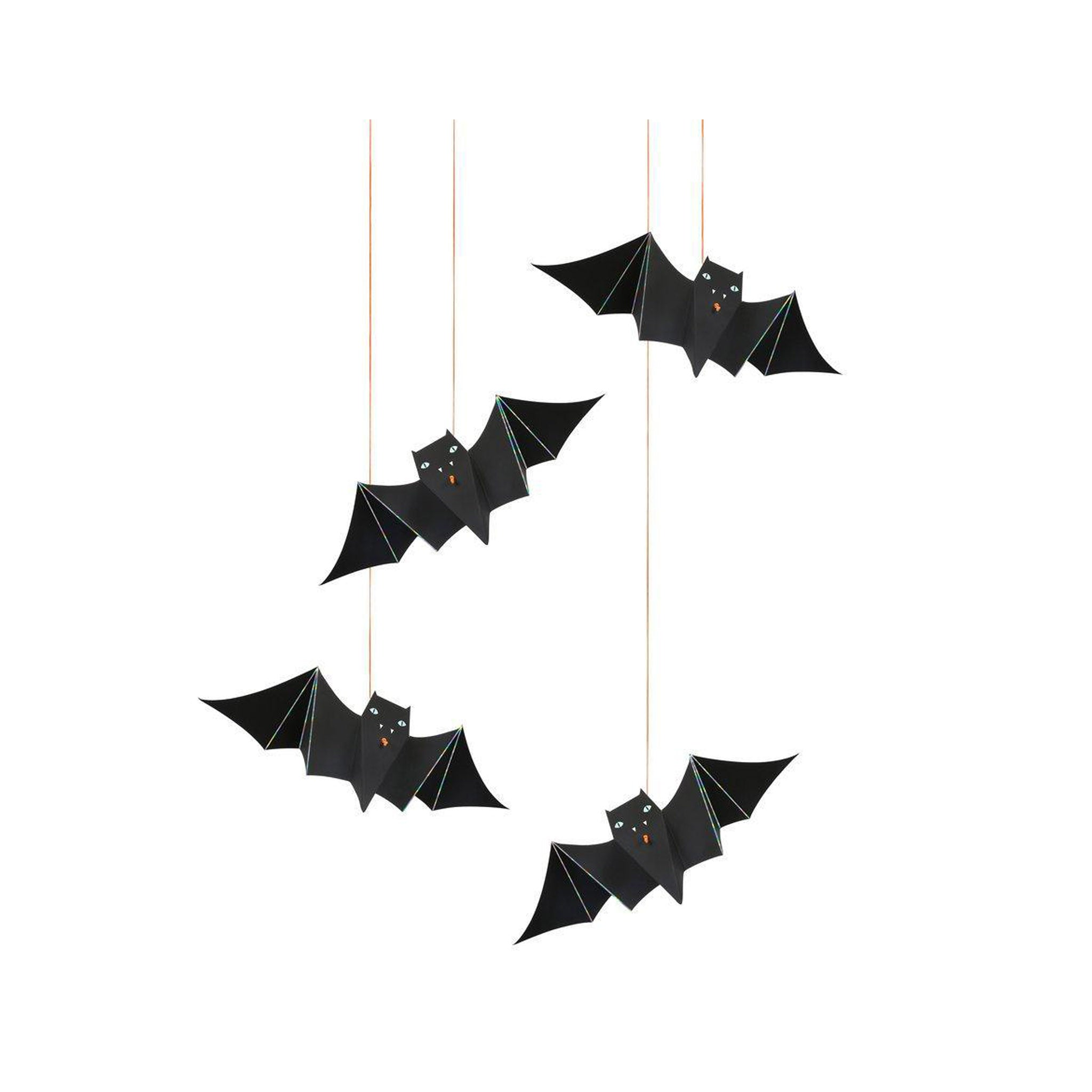 Hanging Bat Decorations