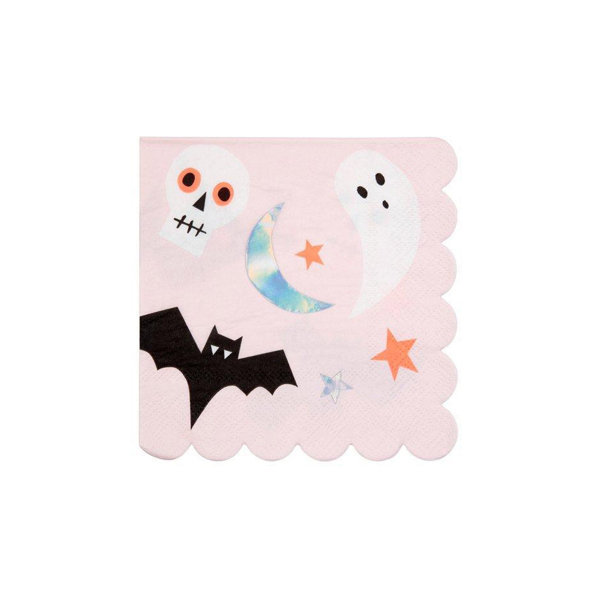 Halloween Fun Small Napkin
