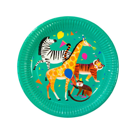 Party Animals Party Plate