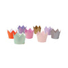 Mini Glitter Party Crowns