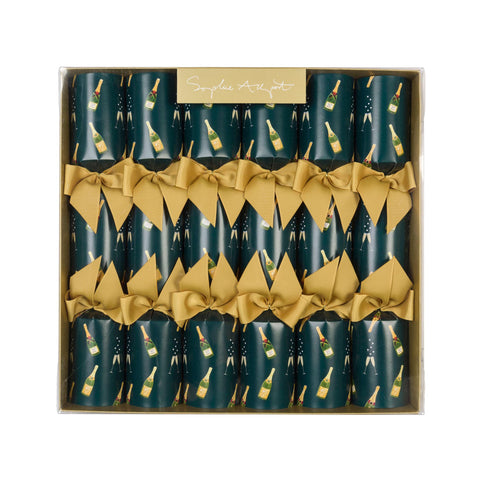Bubbles & Fizz Crackers Set of 6