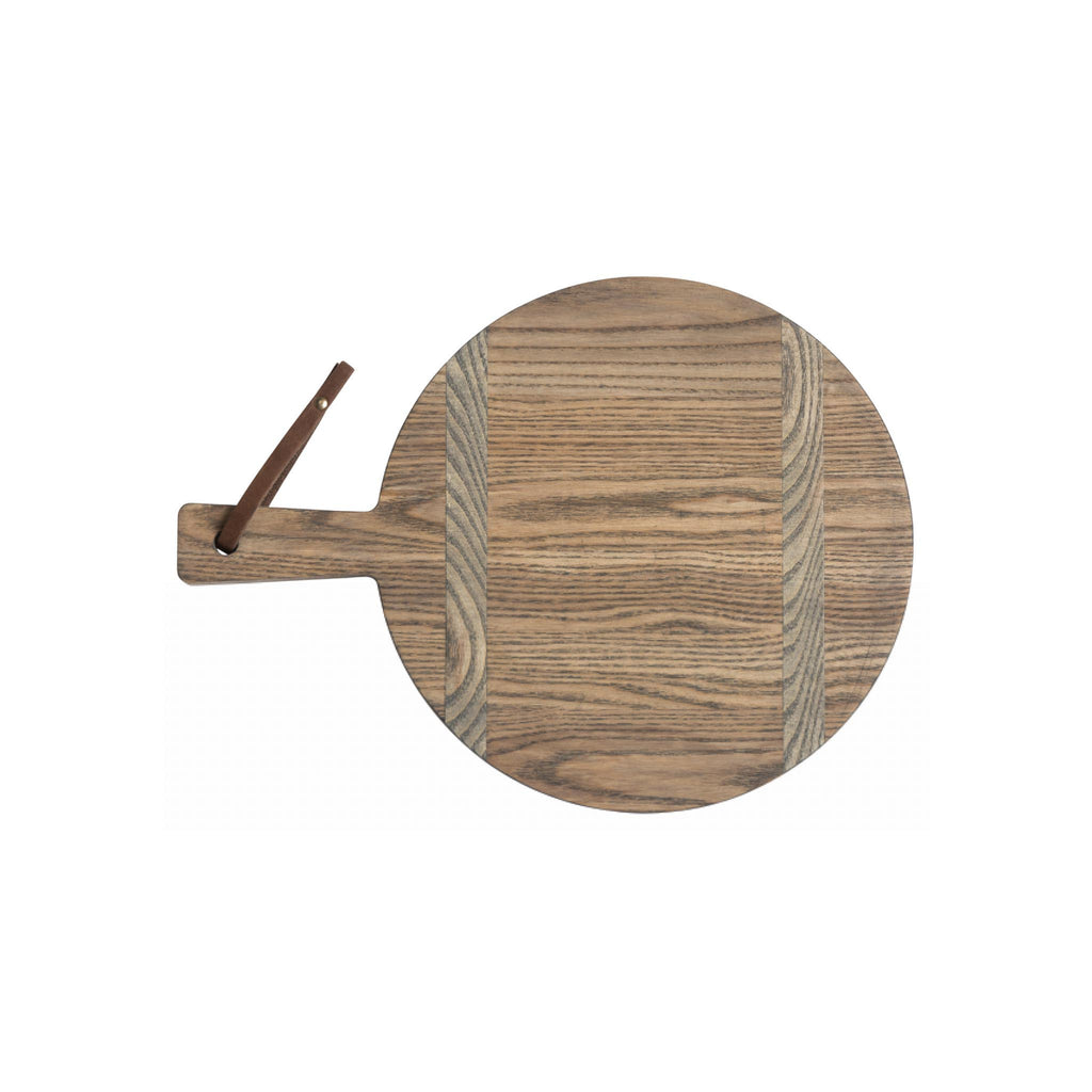 1761 Collection Ash Cheese Board - Small Round