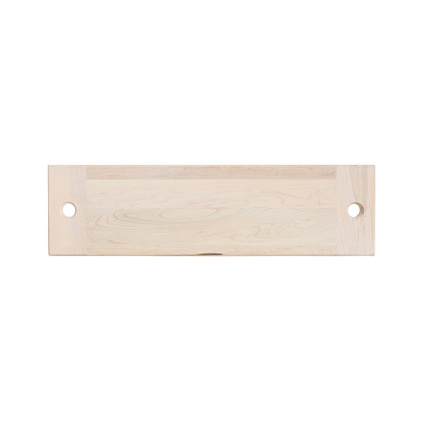 Essex Maple Whitewash Serving Board