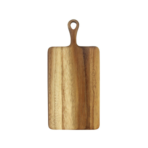 Acacia Mini Board with Short Handle