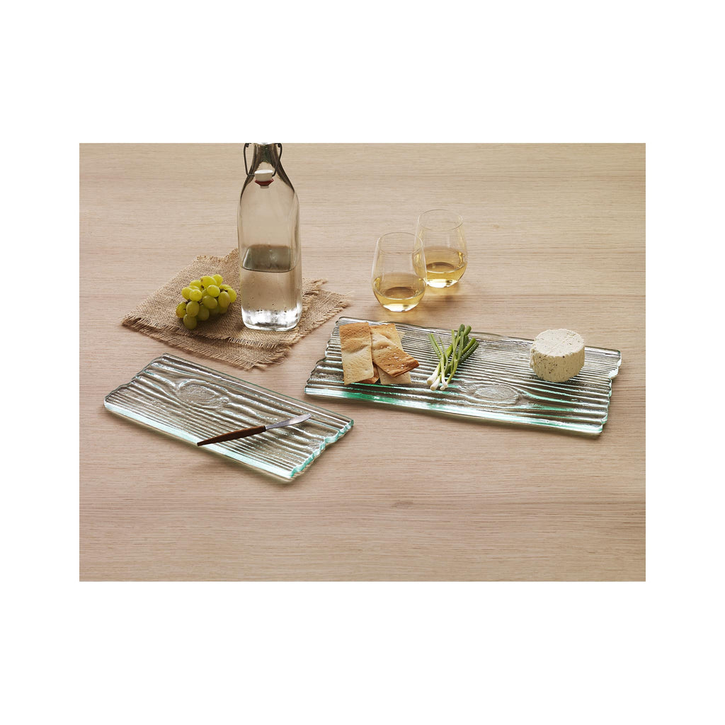 Annieglass Grove Cheese Plank - Large