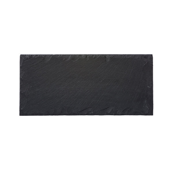 Charcoal Slate Cheese Slab - 12