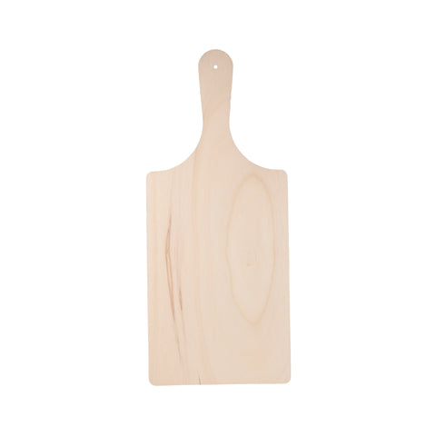 Balsa Wood Disposable Cheese Board - 8