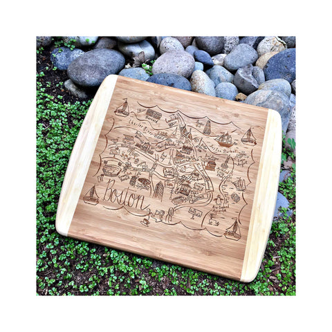 Boston Bamboo Serving Board