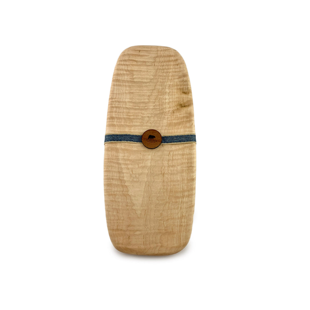Rectangle Serving Boards - Medium - Tiger Maple