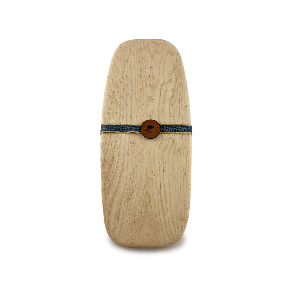 Rectangle Serving Boards - Medium - Birdseye Maple