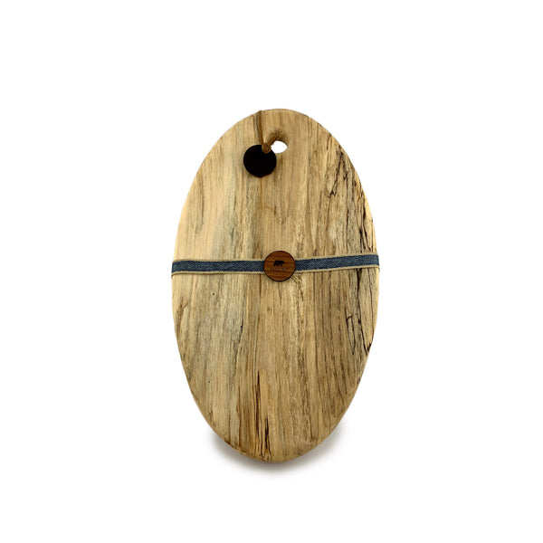 Maple Oval Serving Board - Large