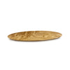 Curly Ash Oval Tray - Small