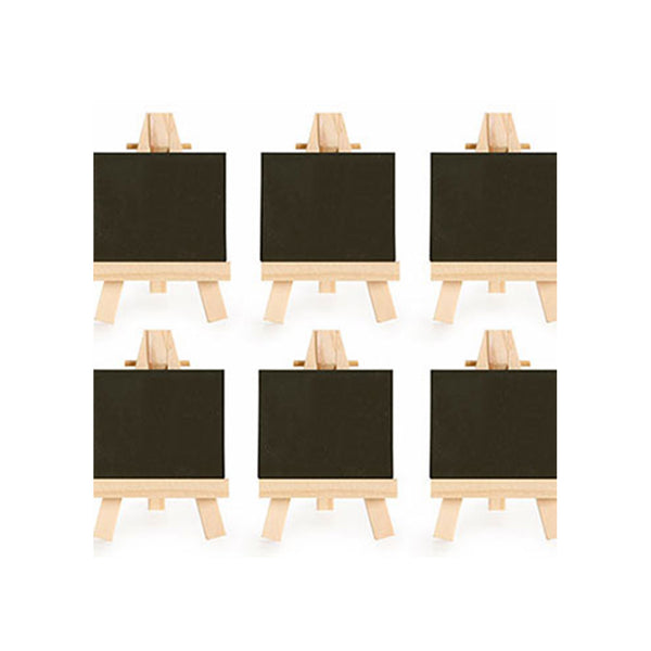 Mini Easel Place Cards Set of 6
