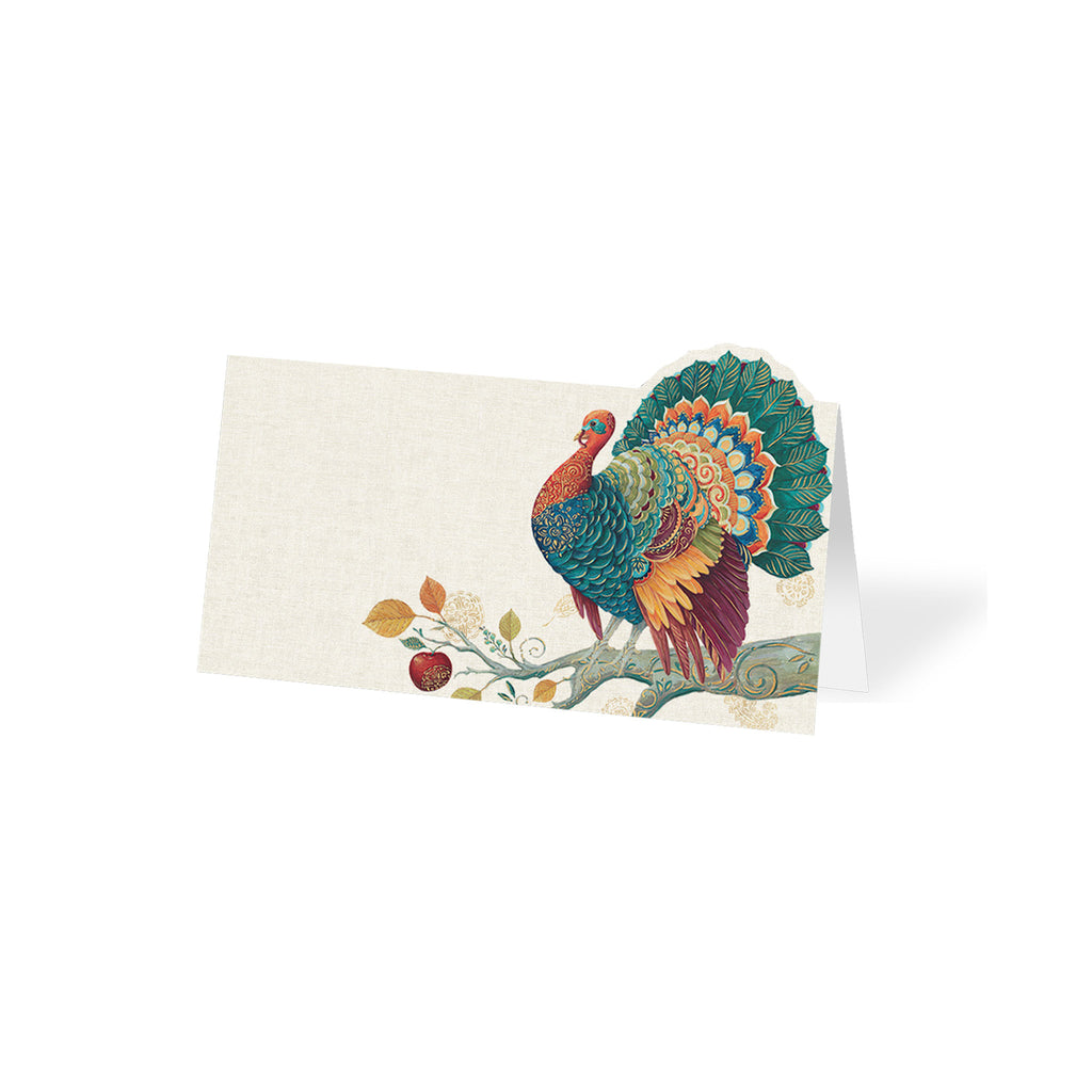Bountiful Turkey Place Cards