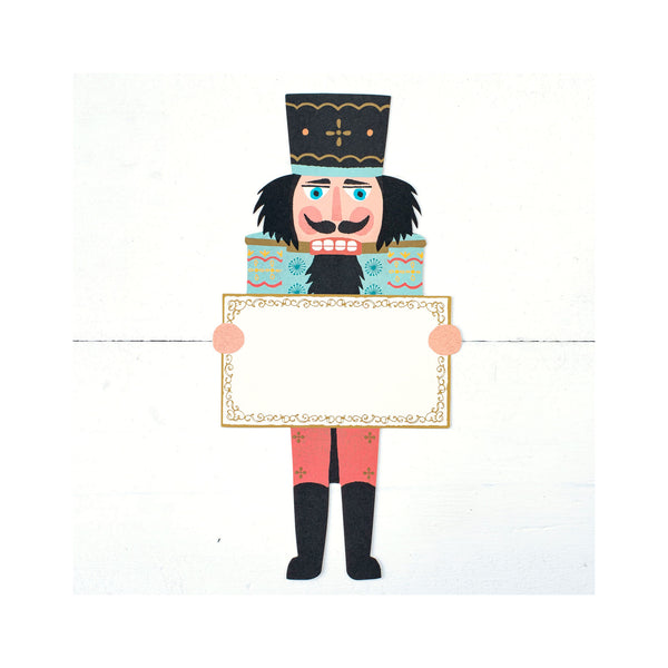 Nutcracker Table Accents Set of 12