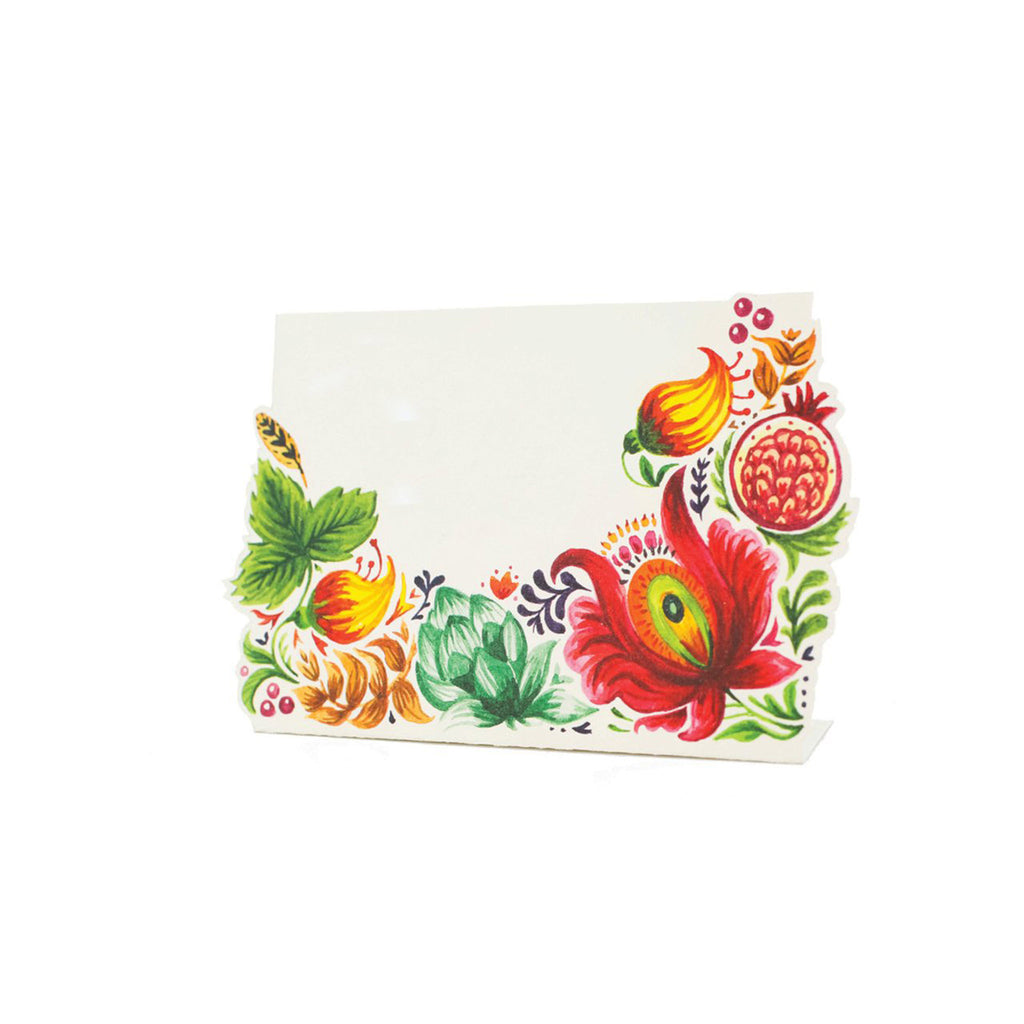 Place Cards  Set of 12 - Bountiful