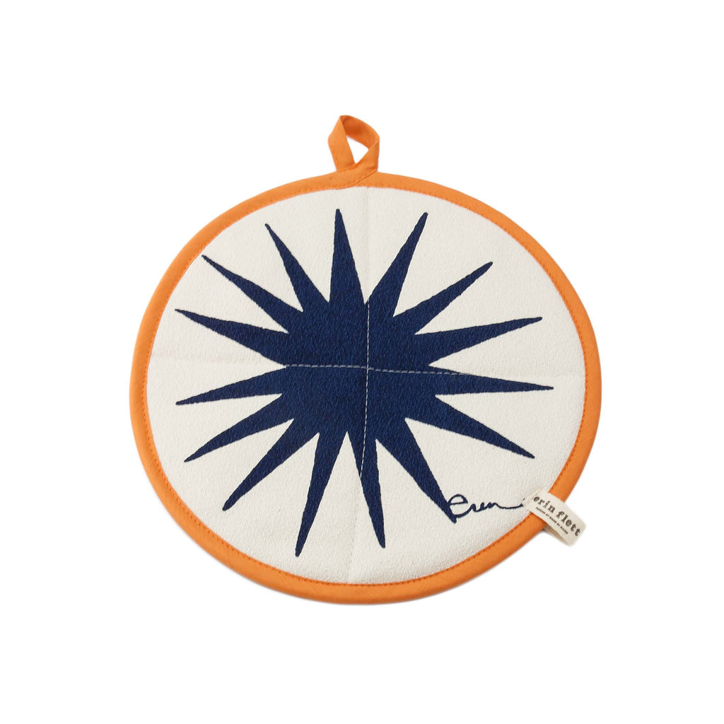 Erin Flett Pot Holder - Burst