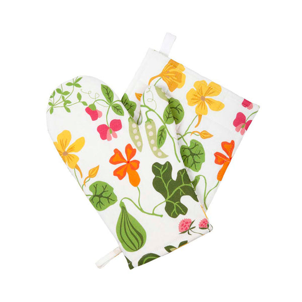 Swedish Design Oven Glove - Leksand