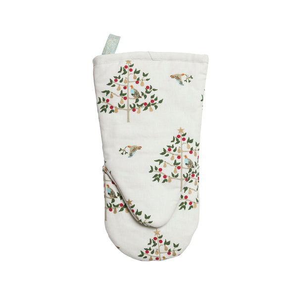 Sophie Allport Oven Mitt - Partridge in a Pear Tree